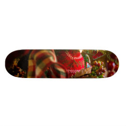 Depth Of A Christmas Tree Skateboard