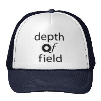 Depth of Field Hat
