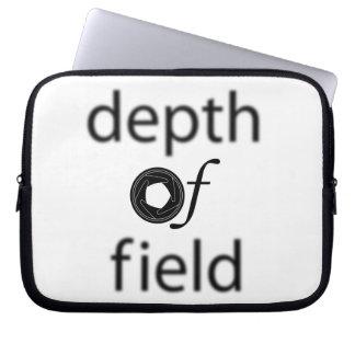 Depth of Field Laptop Sleeve