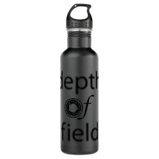 Depth of Field Stainless Steel Water Bottle
