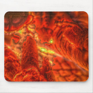 Depth Of Fire Mouse Pad