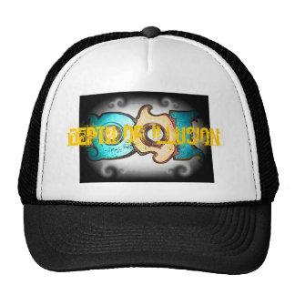 DEPTH OF ILLUSION TRUCKER HAT
