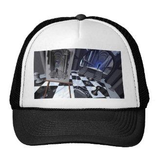 Depth Perception Trucker Hat