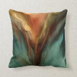 Depths Art Designer Pillow