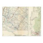 Depts militares del lavado, Penn, Annapolis, NE Va Postales