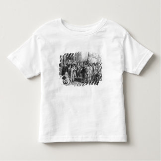 Deputies of National Convention leaving Assembly Toddler T-shirt