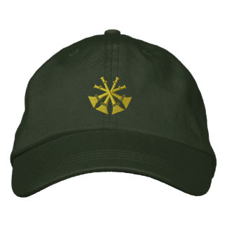 Deputy Chief Embroidered Baseball Hat