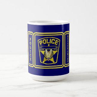 Deputy Chief Of Police Coffee Mug