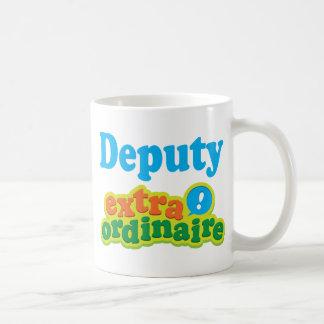 Deputy Extraordinaire Gift Idea Coffee Mug