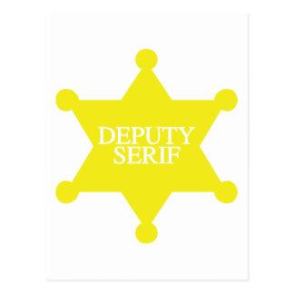DEPUTY SERIF_3 POSTCARD