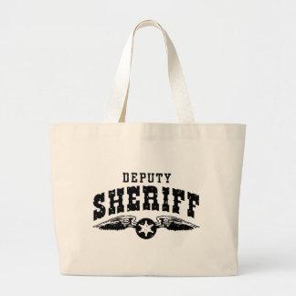 Deputy Sheriff Canvas Bag