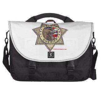 Deputy_Sheriff_emboss Bolsas De Portatil