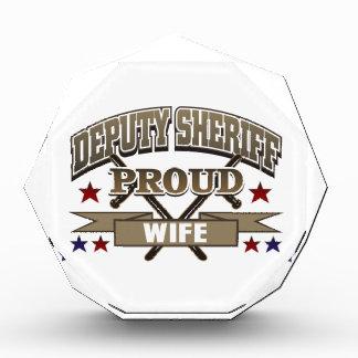 Deputy Sheriff Proud Wife Award