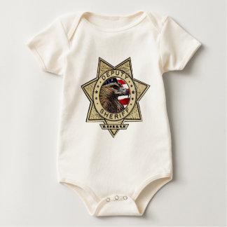 Deputy_Sheriff_Reserve Baby Bodysuit
