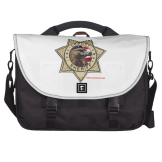 Deputy_Sheriff_Texturized Bolsa De Ordenador