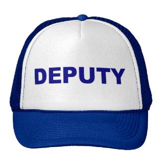 deputy trucker hat