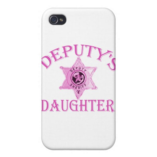 Deputy's Daughter Covers For iPhone 4