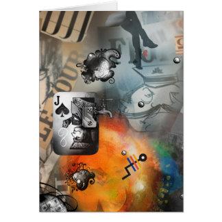 der BATALLA carte Nº9 Card