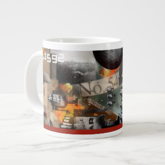 der BATALLA cuppa Nº3 Large Coffee Mug