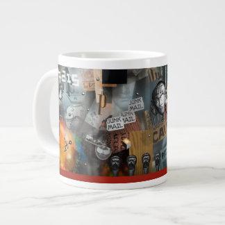 der BATALLA cuppa Nº5 Giant Coffee Mug