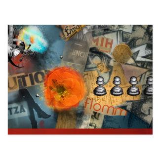 der BATALLA postkarten Nº1 Postcard