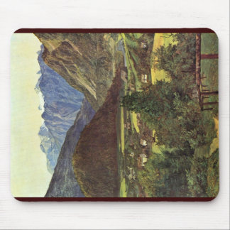 Der Dachstein By Sophie Place From Mouse Pad