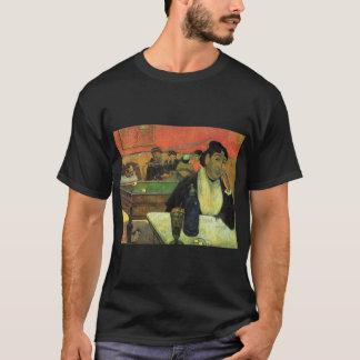 der del portr t de Paul im caf del gauguin de Paul Playera