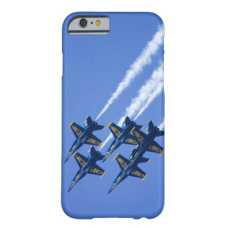 Der del während del Flyby de Blaue Engel Funda De iPhone 6 Barely There
