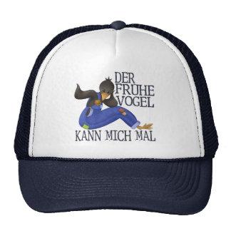 Der Frühe Vogel Trucker Hat
