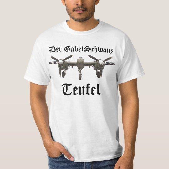 Der GabelSchwanz Teufel T-Shirt