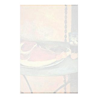 Der Ham By Gauguin Paul (Best Quality) Stationery Paper