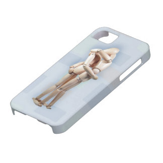 Der Kuss iPhone 5 Cover