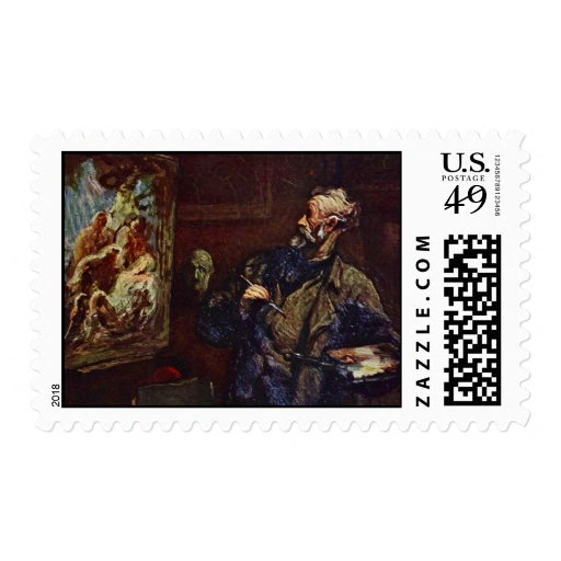 Der Maler de Daumier Honoré Envio