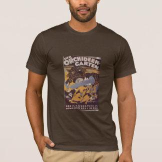 der orchideen garten fantasy shirt
