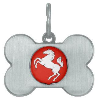 Der Provinz Westfalen 1929 de Wappen Placa De Mascota
