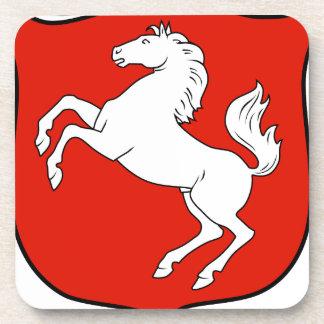 Der Provinz Westfalen 1929 de Wappen Posavasos De Bebida