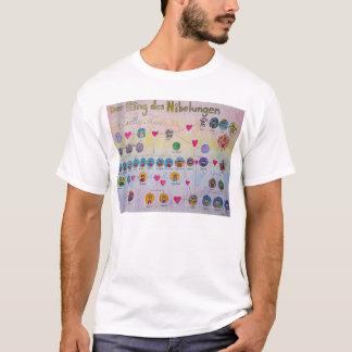 Der Ring des Nibelungen Family Tree T-Shirt