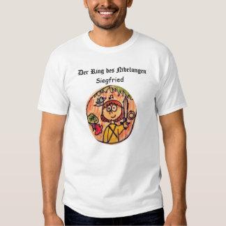 Der Ring des Nibelungen: Siegfried Shirt