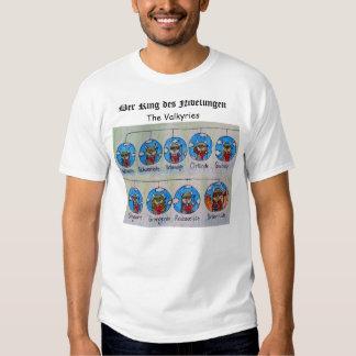 Der Ring des Nibelungen: The Valkyries Shirt