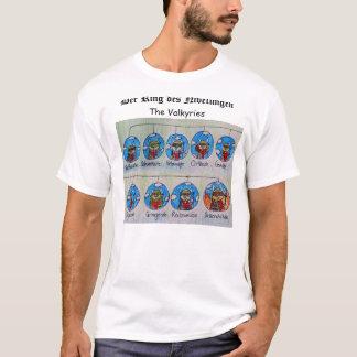 Der Ring des Nibelungen: The Valkyries T-Shirt