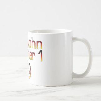 Der Sohn Nummer 1 - Number 1 Son in German Coffee Mug