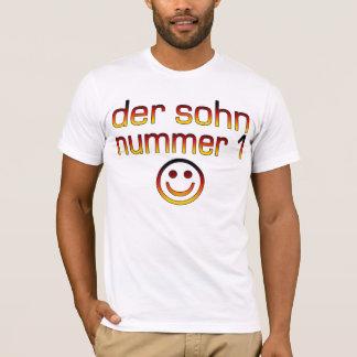 Der Sohn Nummer 1 - Number 1 Son in German T-Shirt