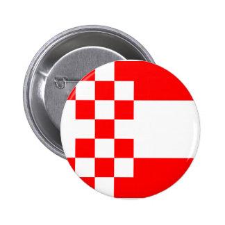 der Stadt Hamm, Germany Pinback Buttons