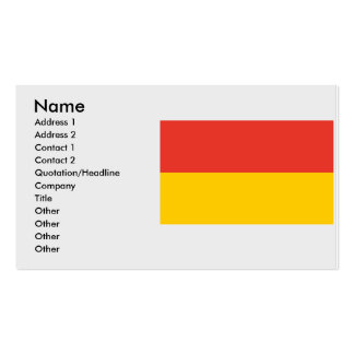 der Stadt Paderborn, Germany Double-Sided Standard Business Cards (Pack Of 100)