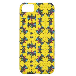 Der Stijl Bat Symbol Pattern Case For iPhone 5C