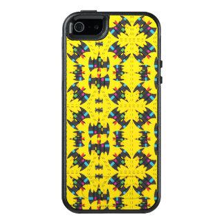 Der Stijl Bat Symbol Pattern OtterBox iPhone 5/5s/SE Case