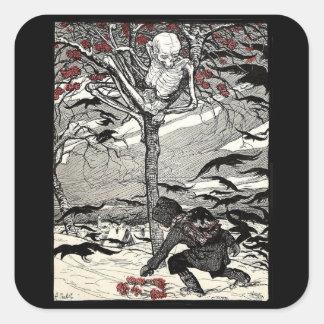 Der Tod im Baum sticker