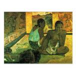 Der Traum (Te Rerioa) por Gauguin Paul Postal