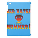 Der Vater Nummer 1 #1 Dad in German Father's Day iPad Mini Cover