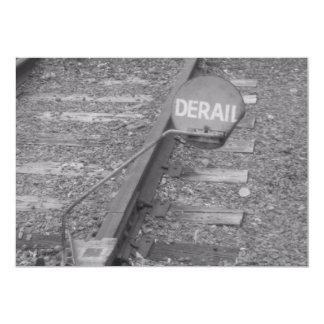 derail custom invites